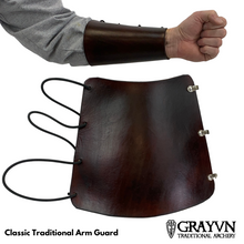 Load image into Gallery viewer, Classic Traditional Arm Guard