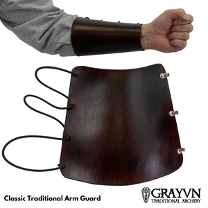 Classic Traditional Arm Guard