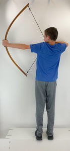 "Eagle Eye Longbow 48"" - Golden Brown"