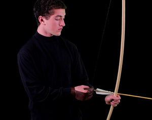 U Finish Classic English Longbow - 76""