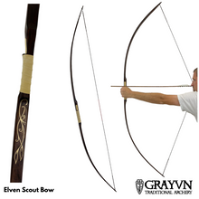 Load image into Gallery viewer, Elven Scout Bow