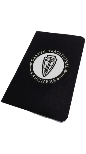 Grayvn Traditional Archers Field Notebook