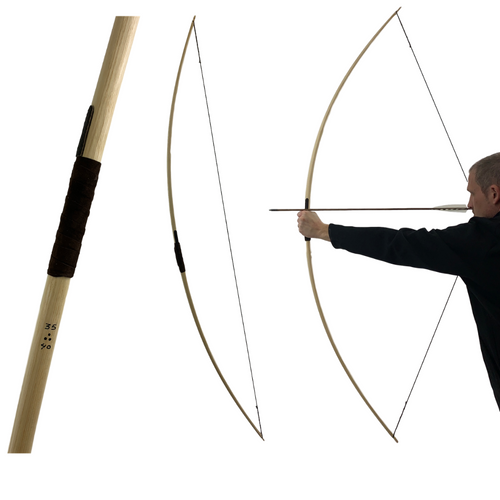 Linen Backed English Longbow