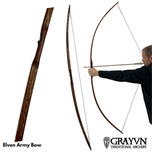 Elven Army Bow