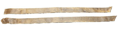Rawhide Backing Strips