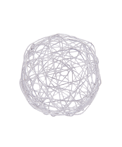 3 in Decorative Wire Bauble