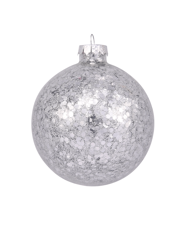 Sequined Christmas Ornament