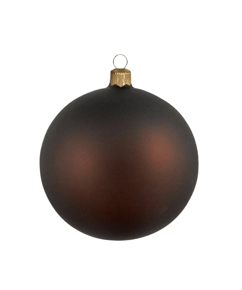 Brown Christmas Ornament