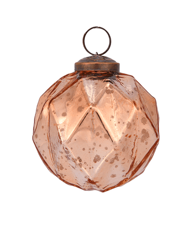 3 in Mercury Copper Bauble