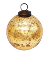 4 in Mercury Bronze Bauble-Ornament-Decorent
