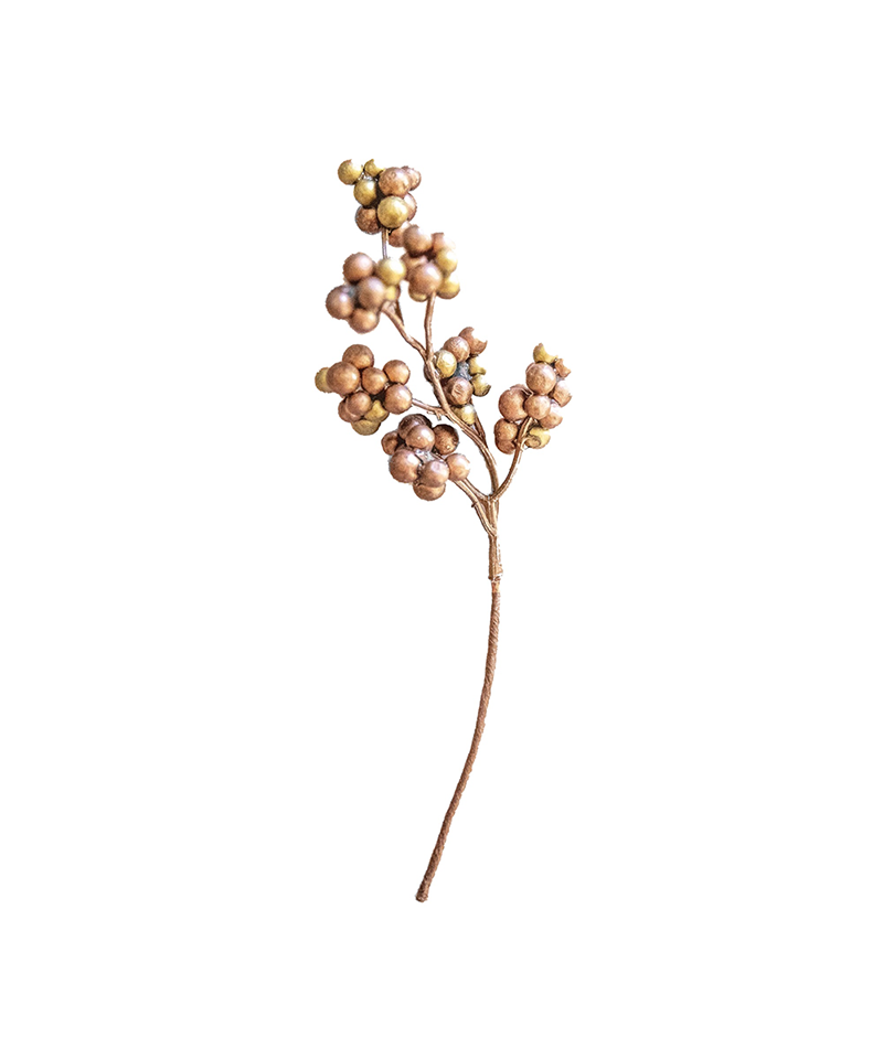 Bronze Berry Twig