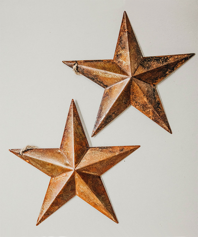 7 in Copper Star