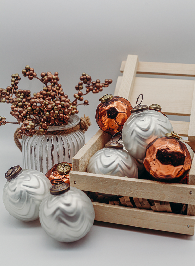Holiday Spice Tree Set