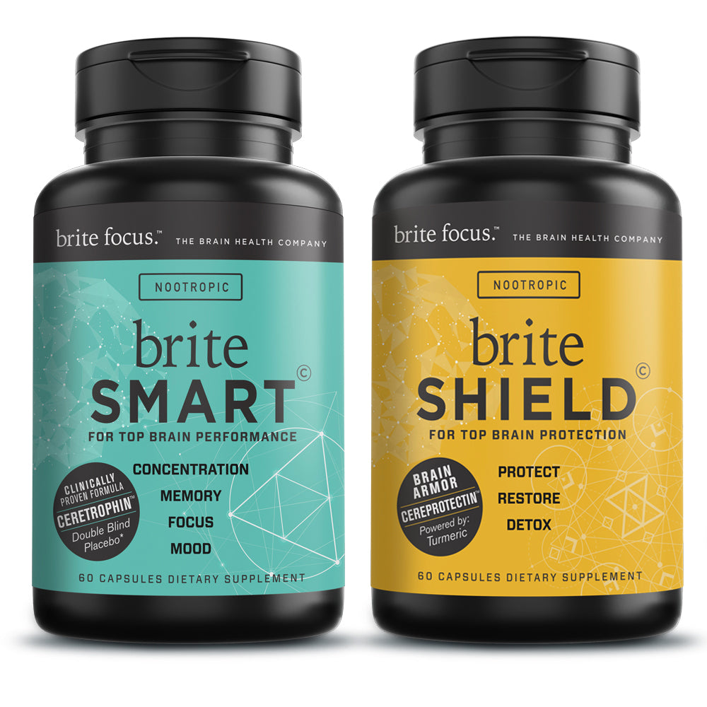 Complete Brain Nutrition Pack