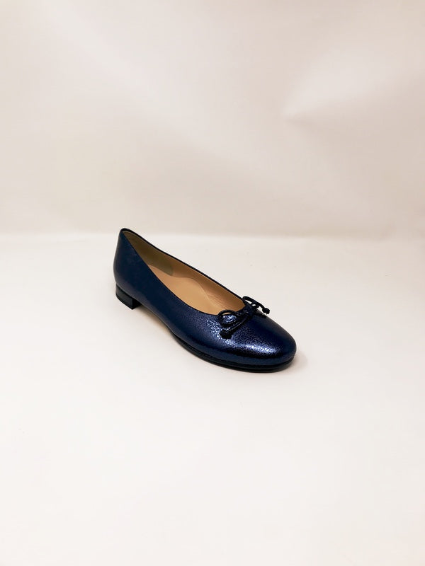Dolly Navy Leather