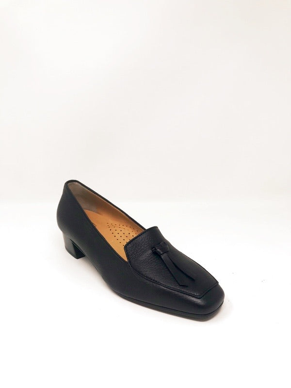 Kennedy Leather Black