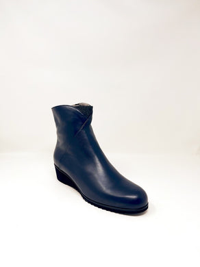 Vivienne Fur Leather Navy