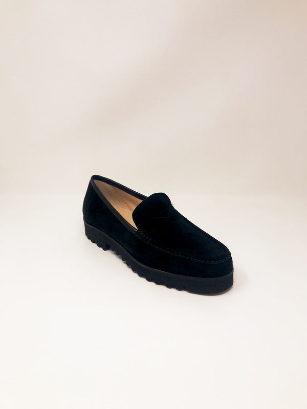 Men's Tred Suede Black
