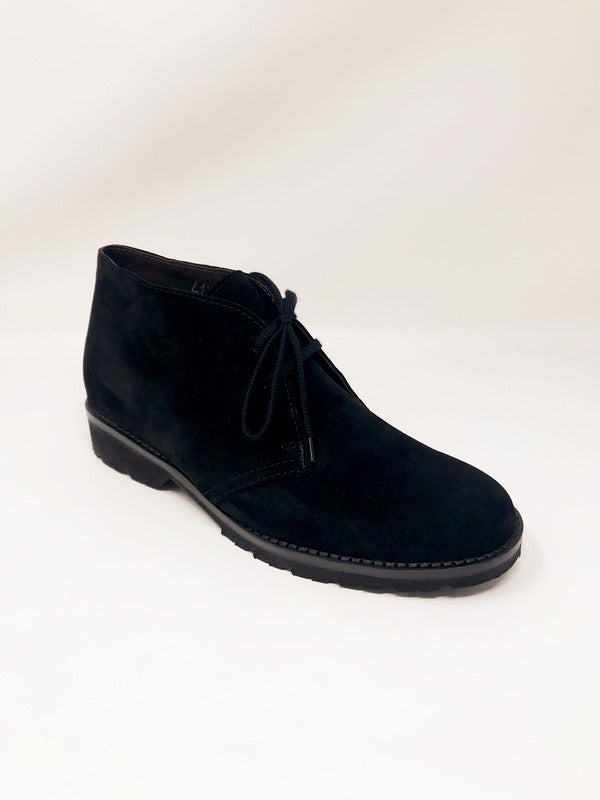 Harry Suede Black