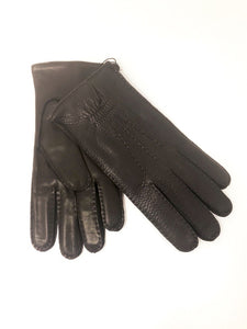 Alonso Gloves Leather Brown