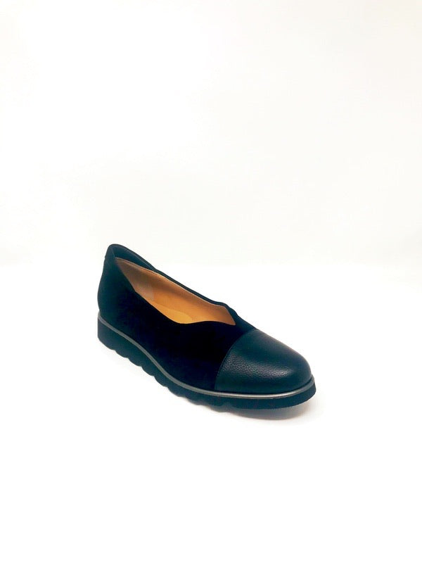 Estelle Suede Black
