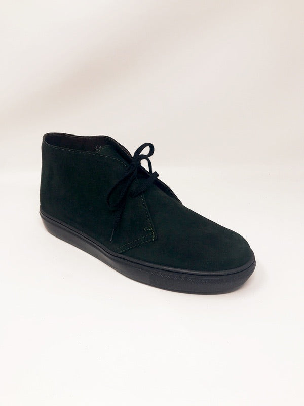 Eliot Suede Green