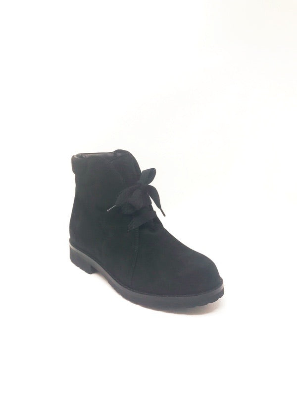 Harriet Suede Black