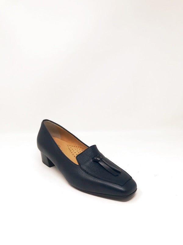 Kennedy Leather Navy