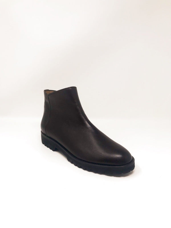 Bottines Leather Brown