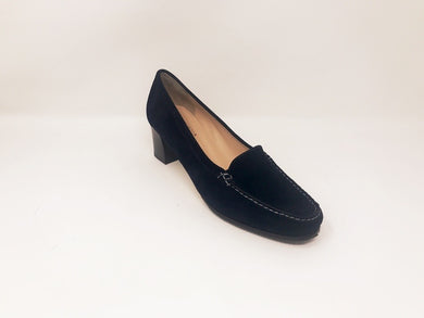 Cathy Suede Navy