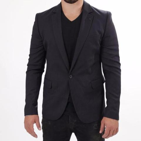 ISRAEL CATALOG NIJ LEVEL IIIA BLACK BULLETPROOF SUIT JACKET