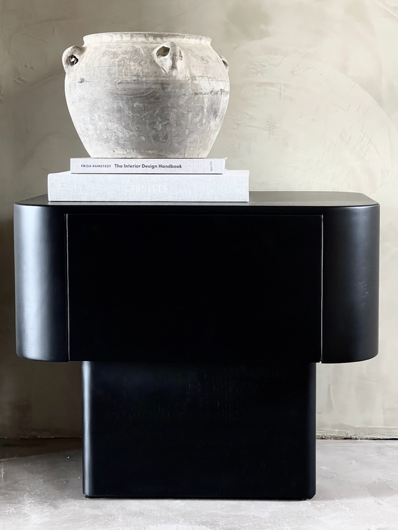 Staple Nightstand Black