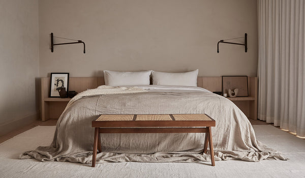 Vineyard Linen Bedspread