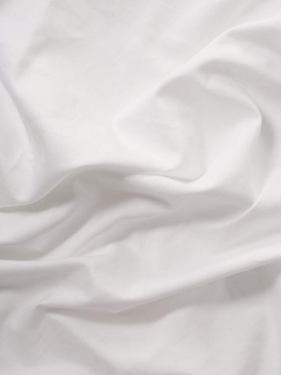 White Cotton Bedding Set