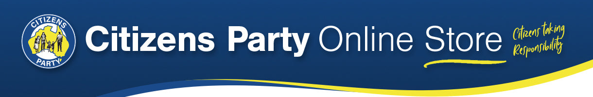 Citizens Party Online Store