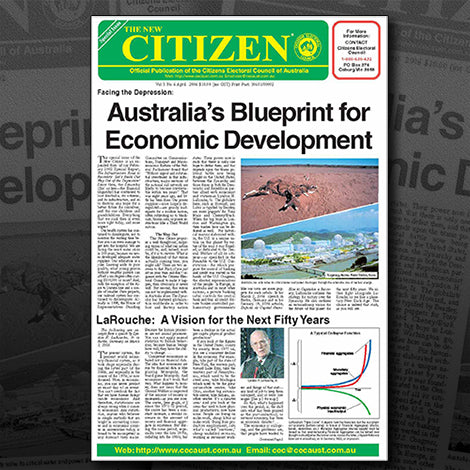 Australia's Blueprint for Economic Development