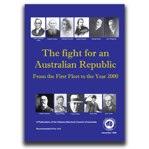 The fight for an Australian Republic