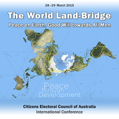 2015 CEC International Conference - The World Land-Bridge: Peace on Earth, Good Will Towards All Men