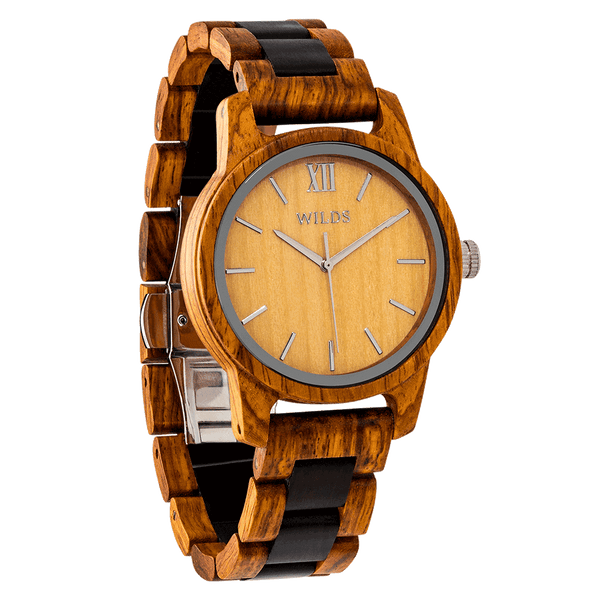 Ambila Wood Watch