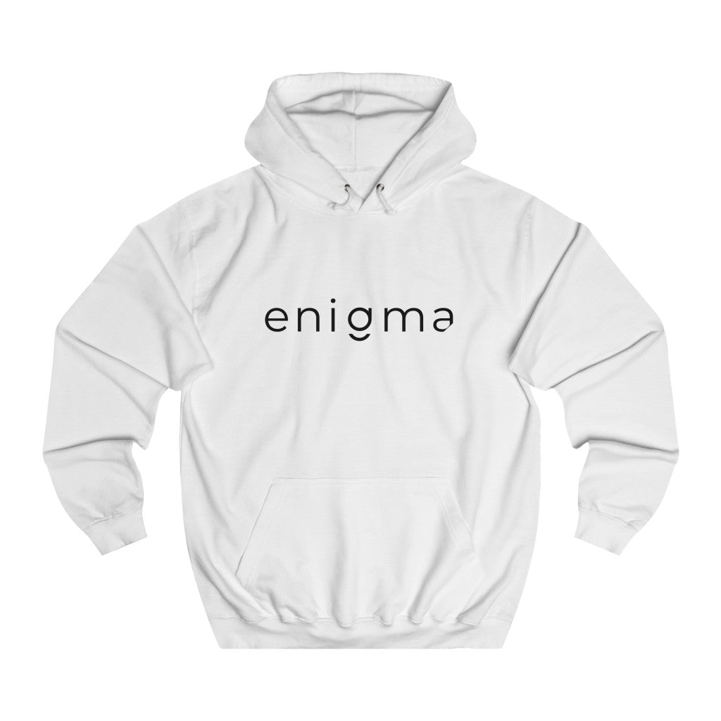 Enigma Hoodie Unisex - College Style