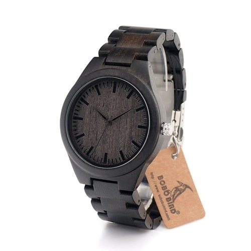 Dark Rosewood II Watch