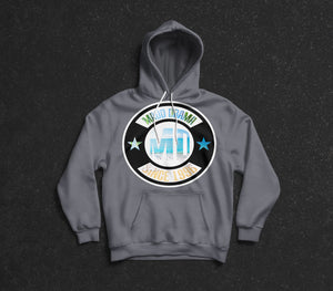 MD Since 1996 Hoodie Tropical Logo