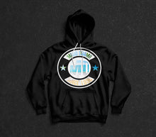 Load image into Gallery viewer, MD Since 1996 Hoodie Tropical Logo