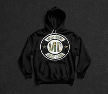 Load image into Gallery viewer, MD Since 1996 Hoodie Camo Logo