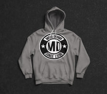 Load image into Gallery viewer, MD Since 1996 Hoodie Black Logo
