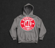 Load image into Gallery viewer, MD Since 1996 Hoodie Red Logo