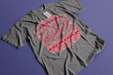 Load image into Gallery viewer, MD Original Design Red Logo T-shirt