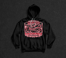 Load image into Gallery viewer, MD Original Design Hoodie Red Logo