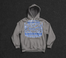 Load image into Gallery viewer, MD Original Design Hoodie Blue Logo