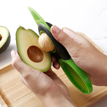 Load image into Gallery viewer, 3 In 1 Avocado Slicer, Peeler, & Cutter Tool